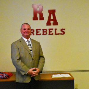 principal Mike Coburn